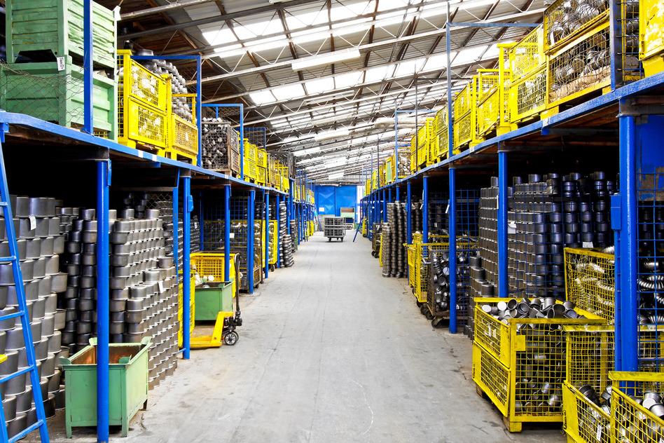 Virginia Critical Parts Warehouse