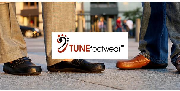 Tunefootwear Logo