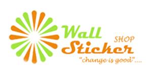 wall sticker logo
