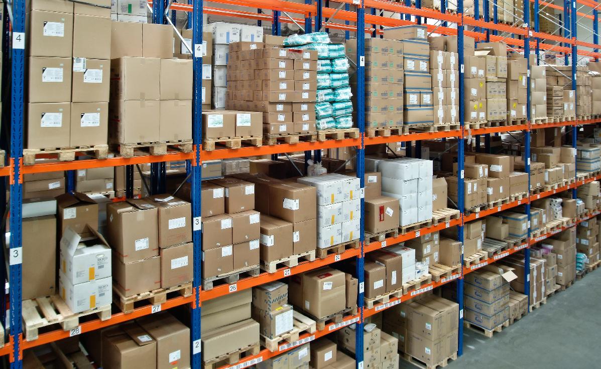 Virginia Warehouse Racks