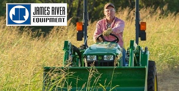 James River Equipment Virginia Distribution